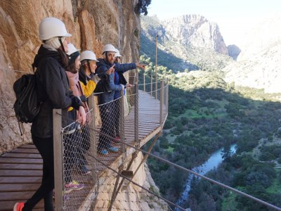 Route Caminito del Rey and Bobastro Fortress