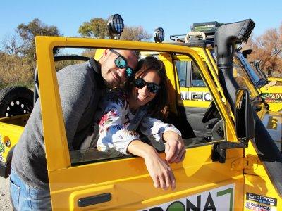 Ruta en Jeep paseo Barco Albufera Valenciana Niños