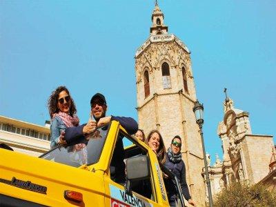 Tour en todoterreno con fotos y vídeo Valencia 3 h