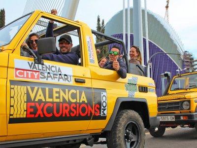 Tour en todoterreno de 3 horas por Valencia