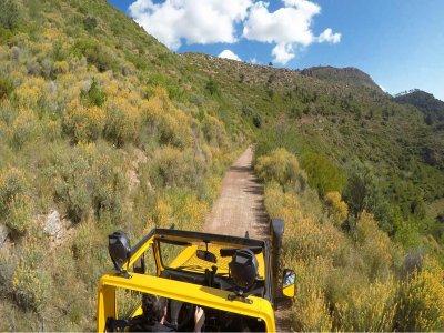 Tour guiado 4x4 Sierra Calderona 4 horas adultos
