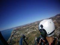 Mirando la costa marbelli