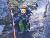 Canyoning in Vernet les Bains half-day