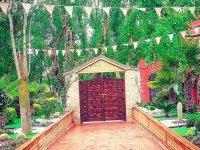 Entrance to calm