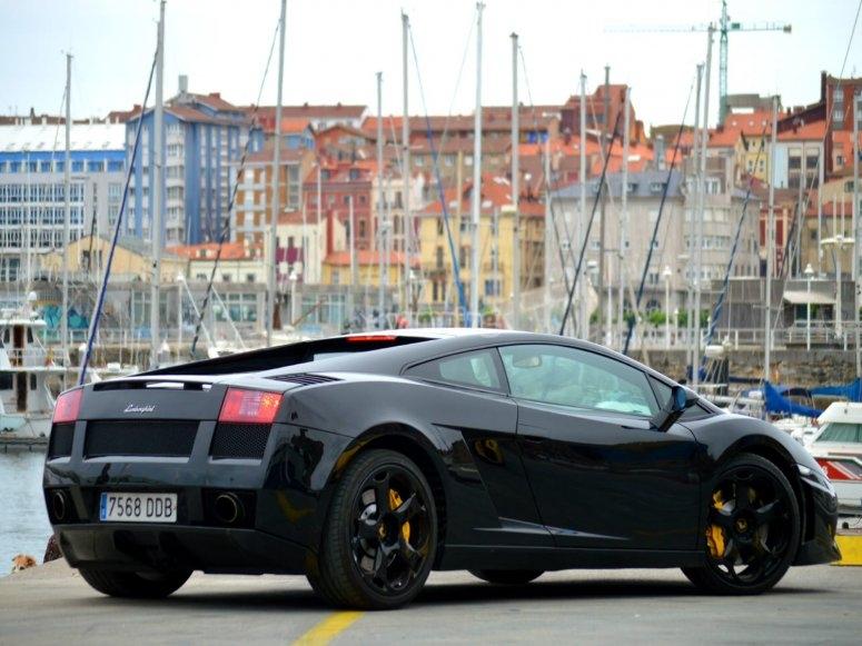 Conducir un Lamborghini por Gijon