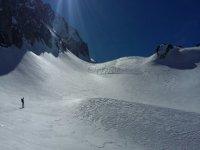 Excursión Raquetas Nieve Sierra Nevada Iniciación