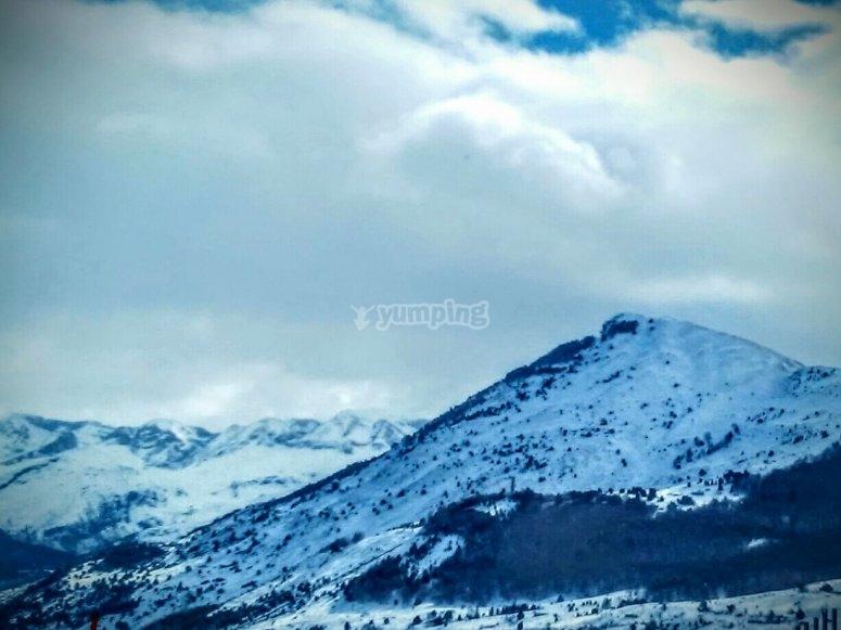 内华达山脉