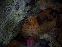 Visitando la Cueva del Agua