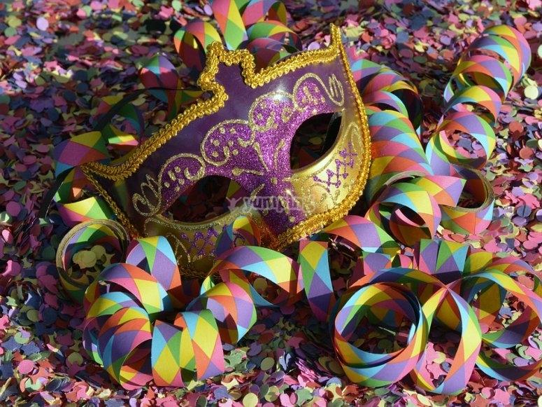 disfraces en carnaval