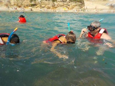 2小时在卡拉法特浮潜和乘船