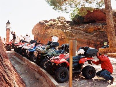 Two-seater quads, Costa Dorada 2h high capacity