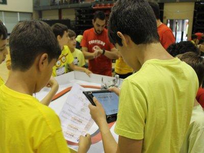 Jornada Campamento Tecnológico Centro Alicante 4h