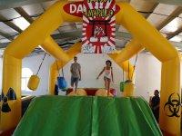 Circuito de humor amarillo y gimkhana Madrid 2h