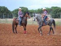 Un paseo a caballo
