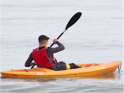 Noleggio kayak 1h Cabo Roig Orihuela