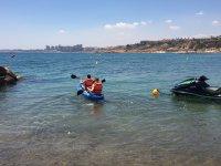 Disfrutando de la navegación en kayak