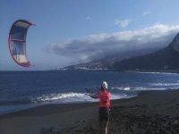 Kitesurf Clase Iniciación 3 h Puerto Fuengirola
