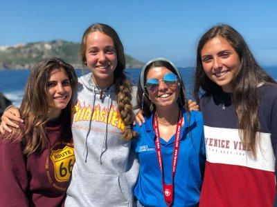 Campamento inglés en La Coruña 3 semanas en julio