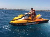 Jet ski trip in Cabo Roig 60 minutes