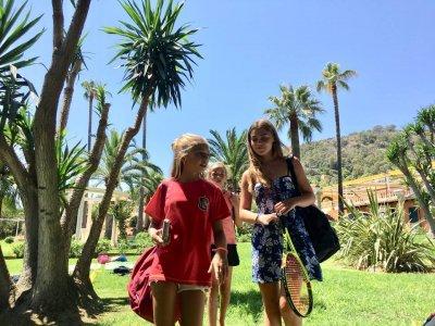 Campamento multiaventura e inglés El Puerto julio