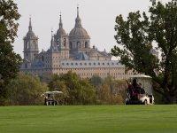 7 月 1 周在 Pozuelo 的高尔夫训练营