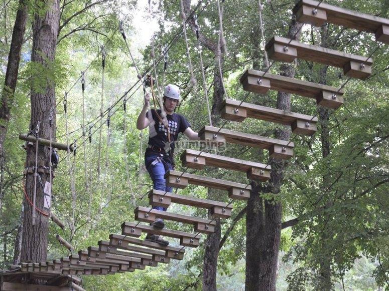 Attività per avventurieri Valle de Acan