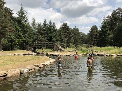 Day camp in Turégano 1 week in July