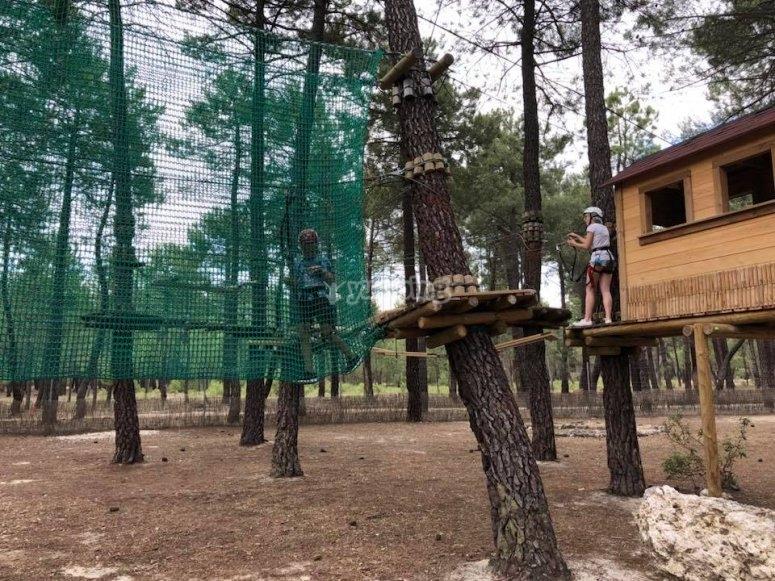 Actividades de aventura en Segovia