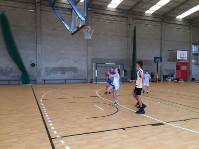 Campus basket Movistar Students Coruña 15 days