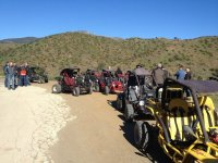 Excursion en buggies