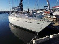 与船长Sailboat Visier 35 Huelva一起租