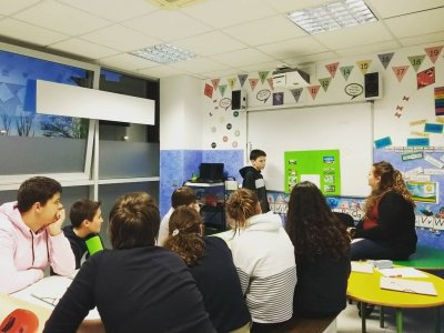 Curso de inglés intensivo CAE Semana Santa