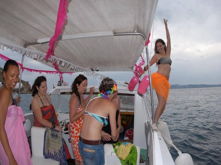 Música ambiente para el barco