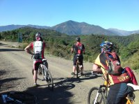 Ruta en mountain bike