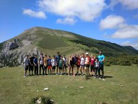 Campamento inglés y multiaventura en Iltzarbe 5d