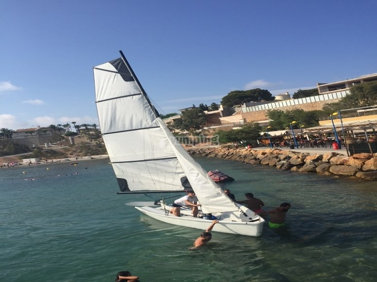 Sailing classes