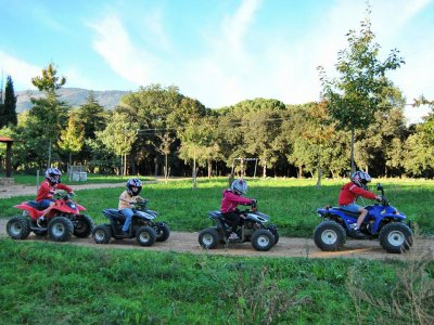 Quad Paintball Multi-adventure Schools St. Celoni