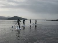 Paddle surf attraverso le acque di Pontevedra