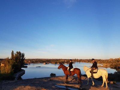 Horse Riding for couples Los Barruecos 1 hour