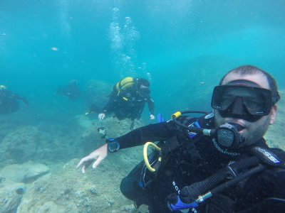 Padi Open Water Diver course in Badajoz