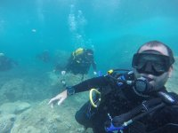 Specialized diving instructor