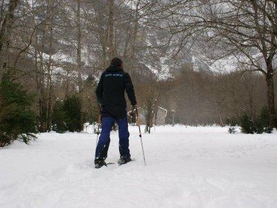 Aguas Blancas Raquetas de Nieve