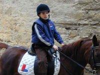 Casals con caballos