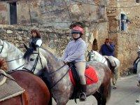 Dias con los caballos