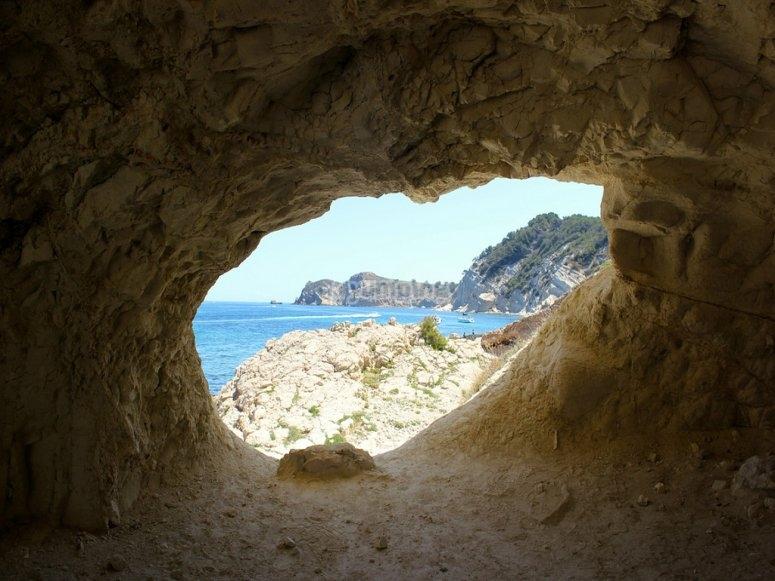 Cuevas para instagramear en Jávea