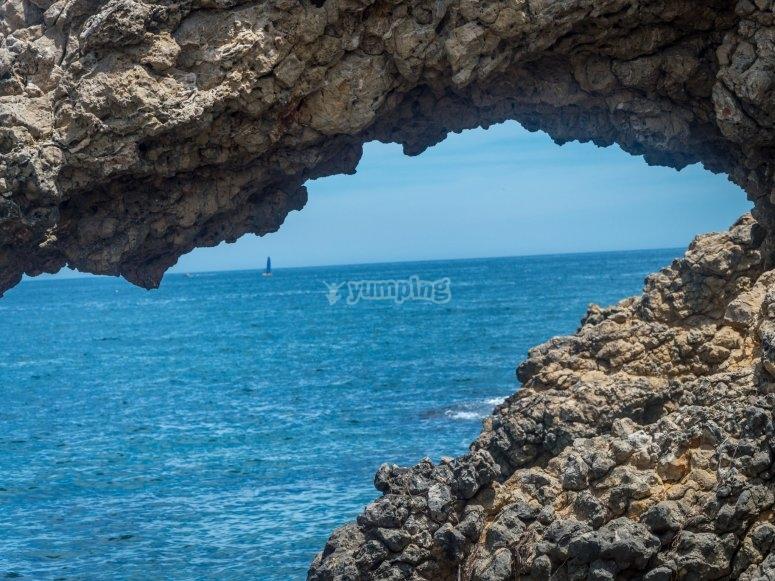 Cuevas de Portitxol