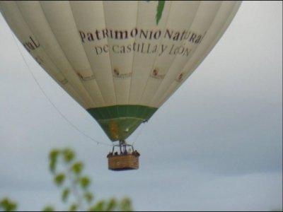 Giro in mongolfiera, pranzo e foto Arribes del Duero