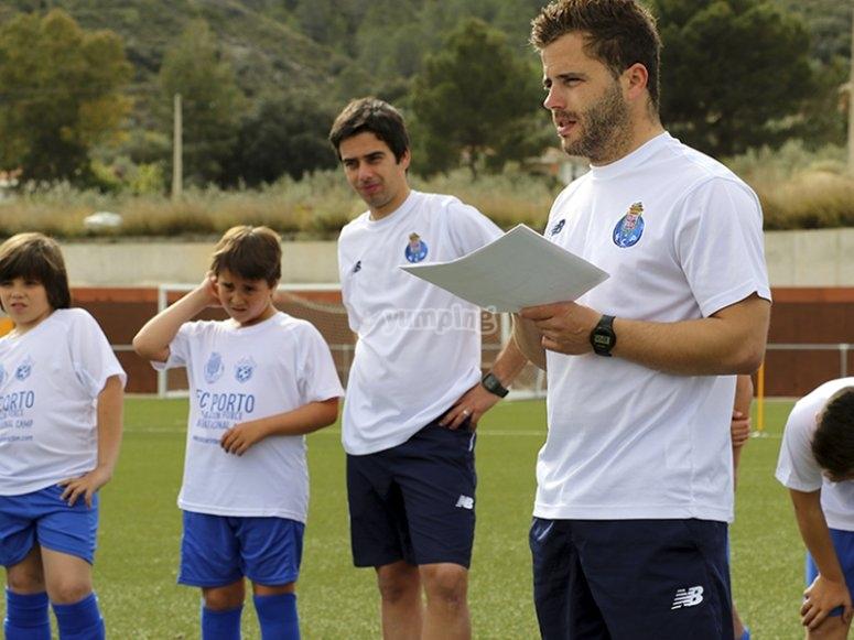 Preparadores del FC Oporto