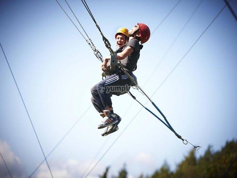 Actividades de aventura para niños