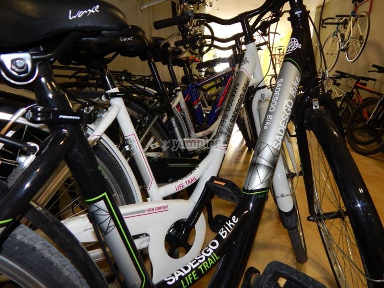 Ebikes in Calpe for rent